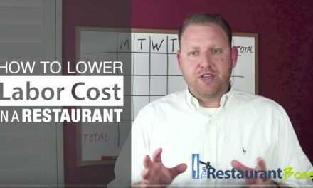 How to Lower Labor Cost in a Restaurant