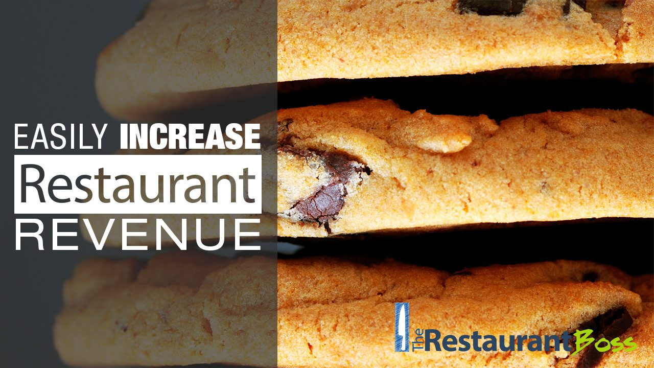 Easily Increase Restaurant Revenue