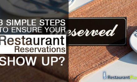 3 Simple Steps to Ensure Your Restaurant Reservations Show Up
