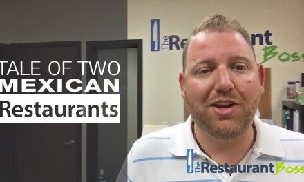 Fail to Plan you Plan to Fail: The Tale of Two Mexican Restaurants