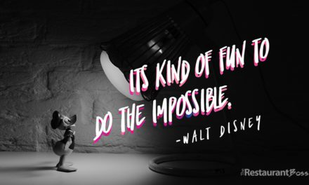 """It's kind of fun to do the impossible"" – Walt Disney"