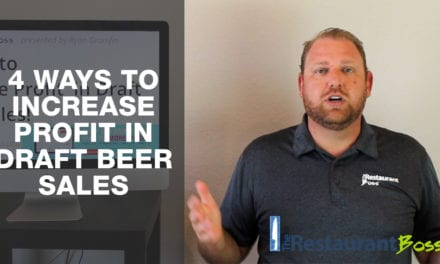 4 Ways To Increase Profits in Draft Beer Sales