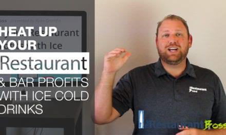 Heat Up Your Restaurant & Bar Profits with Ice Cold Drinks