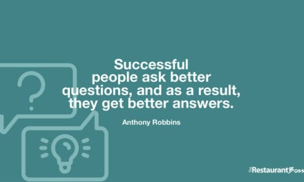 """""""Successful people ask better questions, and as a result, they get better answers."""" – Anthony Robbins"""