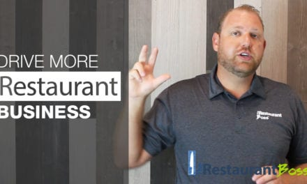 Drive More Restaurant Business