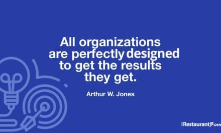 """""""All organizations are perfectly designed to get the results they get."""" – Arthur W. Jones"""