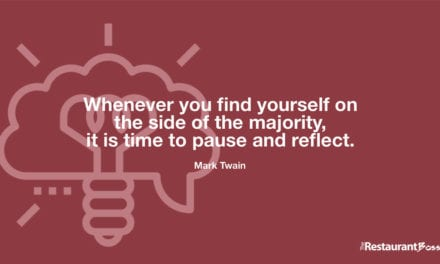 """""""Whenever you find yourself on the side of the majority, it is time to pause and reflect."""" -Mark Twain"""