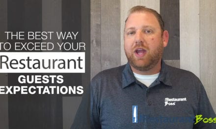 The Best Way to Exceed Your Restaurant Guests Expectations