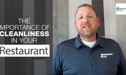 The Importance of Cleanliness In Your Restaurant
