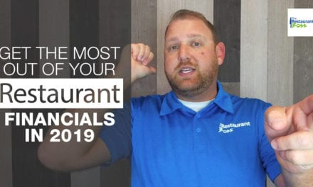 Get The Most Out Of Your Restaurant Financials In 2019