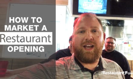 How to Market a Restaurant Opening