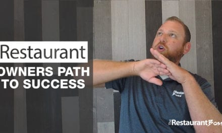 Restaurant Owners Path to Success
