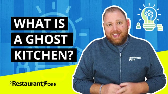 What is a Ghost Kitchen?