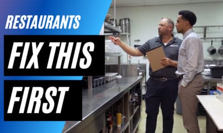 Is your restaurant doing this the right way?
