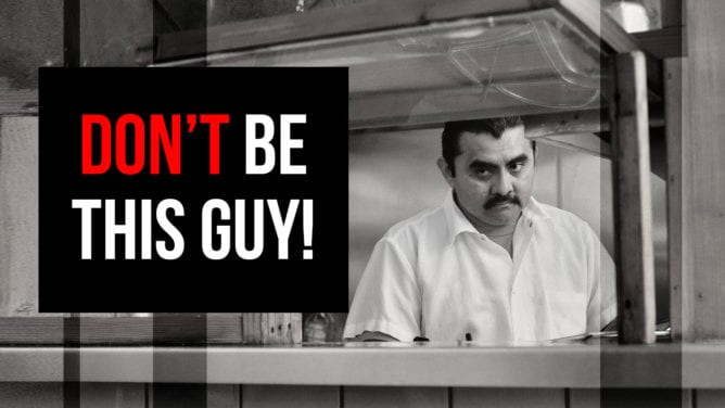Restaurant Owners: Do You Have Your Manager's Back?