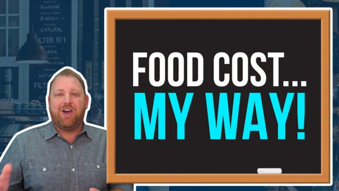 Food Cost Formula: How to Calculate Food Cost MY Way
