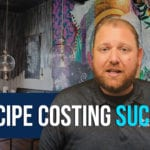 Restaurant Recipe Costing (the easy way!)